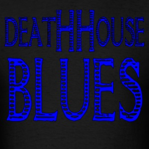 Deathhouse Blues - Vultures In Your Blood - Men's T-Shirt