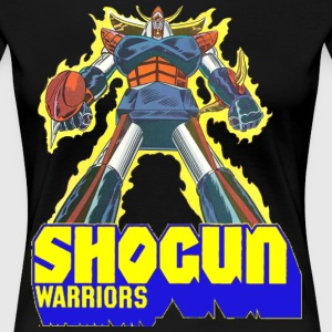 Shogun Warriors - Women's Premium T-Shirt