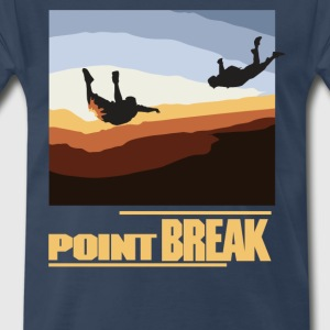 Point Break - Men's Premium T-Shirt