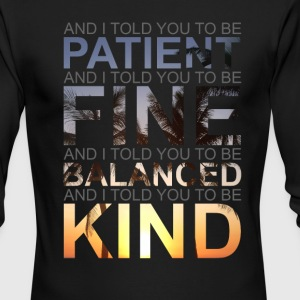 Skinny Love - Men's Long Sleeve T-Shirt by Next Level