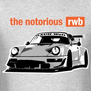 Notorious RWB - Men's T-Shirt