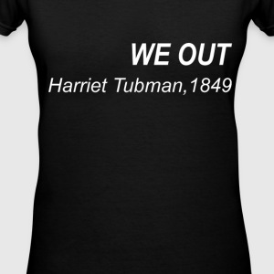 Harriet Tubman - Women's V-Neck T-Shirt