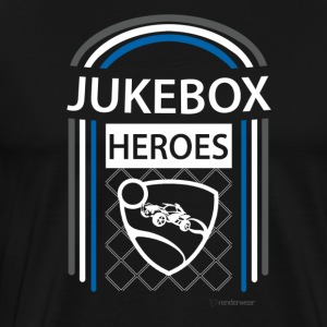 Official Jukebox Heroes Team Tee - Men's Premium T-Shirt