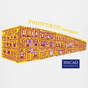 NSCAD Fountain Campus - Kids' Premium T-Shirt