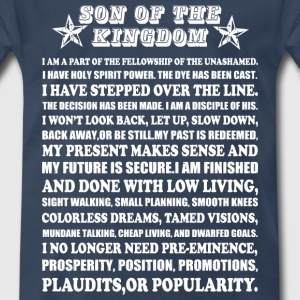 Son Of The Kingdom -T-Shirt -Unisex - Men's Premium T-Shirt