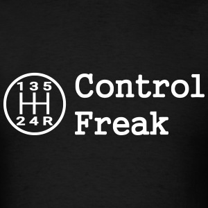 Control Freak Gear Shift - Men's T-Shirt