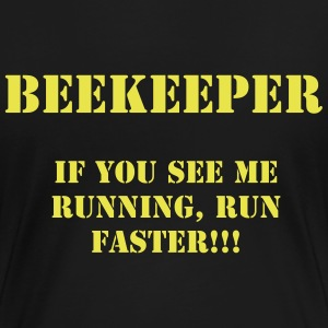Beekeeper (female) - Women's Premium T-Shirt