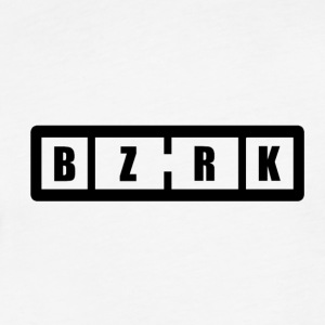 BZRK Bar - Fitted Cotton/Poly T-Shirt by Next Level