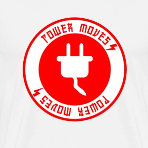 Power Moves - Men's Premium T-Shirt