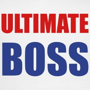 Ultimate Frisbee Hat: Ultimate Boss - Trucker Cap