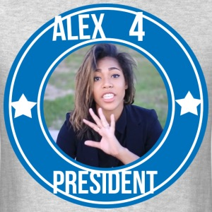 Alex 4 President - Men's T-Shirt