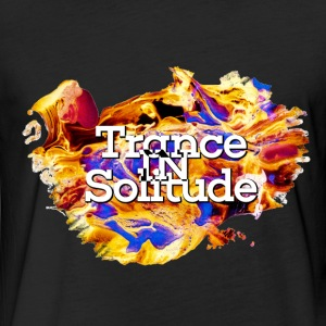Trance-in-Solitude T-Shirts - Fitted Cotton/Poly T-Shirt by Next Level