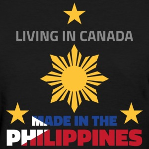 Made in the Philippines Canada edition (women's sh - Women's T-Shirt