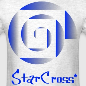Star Cross Spiral Tee - Men's T-Shirt