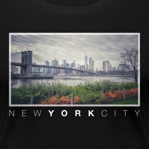 New York City T-Shirt (Women's) - Women's Premium T-Shirt