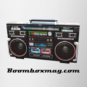 Dynasty Boombox - Coffee/Tea Mug
