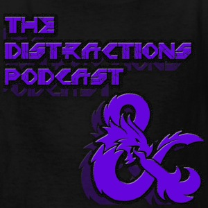 The Distractions Podcast - Kids' T-Shirt