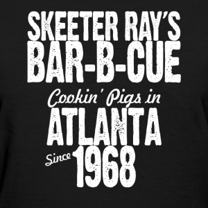 Skeeter Ray's Bar-b-cue Atlanta Vintage T-Shirt - Women's T-Shirt