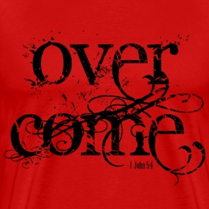 Overcoming Faith - Men's Premium T-Shirt