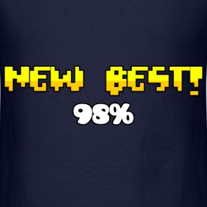 Geometry Dash Rage 98% - Men's T-Shirt