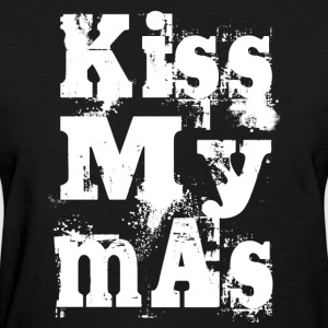 X-Ray T-Shirt - Kiss My mAs Shirt - Women's T-Shirt