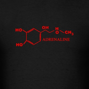 Adrenaline - Men's T-Shirt