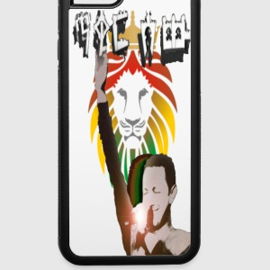 Tikur sew Teddy Afro iPhone 6/6s Rubber case - iPhone 6/6s Rubber Case