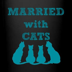 Married with Cats  - Full Color Mug