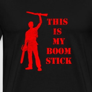 This Is My Boomstick - Men's Premium T-Shirt