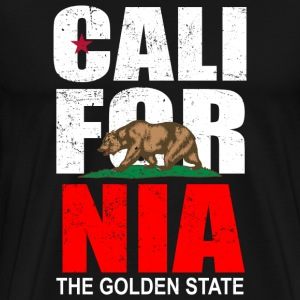 Republic of California - Men's Premium T-Shirt