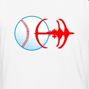 Deep Space Niners - Baseball T-Shirt