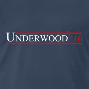 Underwood 2016 - Men's Premium T-Shirt