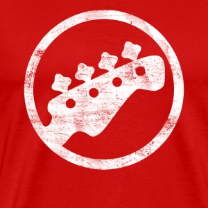 Scott Pilgrim Bass Rockband  - Men's Premium T-Shirt