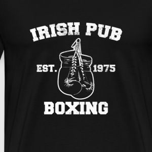 Irish Pub Boxing - Men's Premium T-Shirt