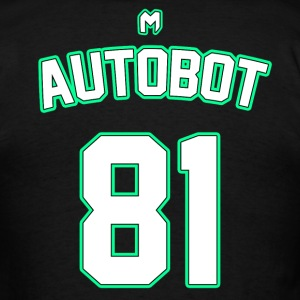 Player T-Shirt | Autobot - Men's T-Shirt