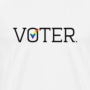 Voter T-Shirt - Men's Premium T-Shirt