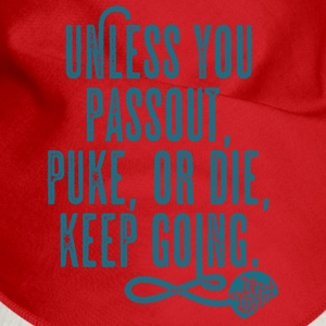 Puke, Passout or Die - Dog Bandana (Three Colors) - Dog Bandana
