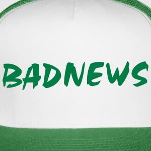 BADNEWS Trucker Hat (Green) - Trucker Cap