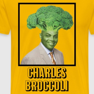 Charles Broccoli - Men's Premium T-Shirt