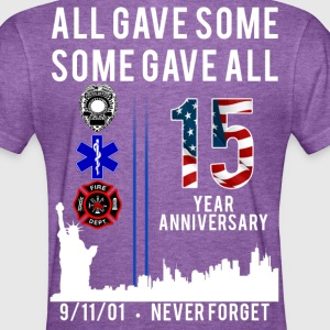 Never Forget 9/11 Womens Shirt - Women's T-Shirt