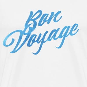 Bon Voyage Tshirt for Men - Men's Premium T-Shirt