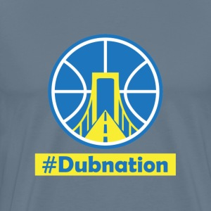 Golden State Warriors - Dubnation TShirt - Men's Premium T-Shirt