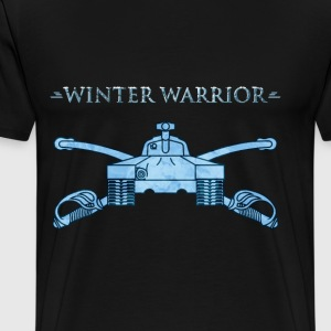 Armor Winter Warrior - Men's Premium T-Shirt
