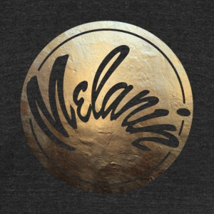 Unisex Melanin - Unisex Tri-Blend T-Shirt by American Apparel