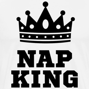 Nap King - Men's Premium T-Shirt