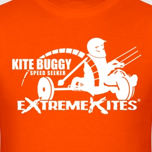 Kite Buggy Speed Seeker - Men's T-Shirt