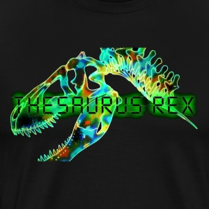 Thesaurus Rex - Men's Premium T-Shirt