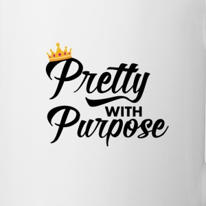 Pretty With Purpose  - Coffee/Tea Mug