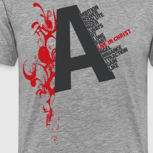 Alive in Christ - Men's Premium T-Shirt