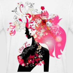 Miss Eve - Fashionista - Women's T-Shirt